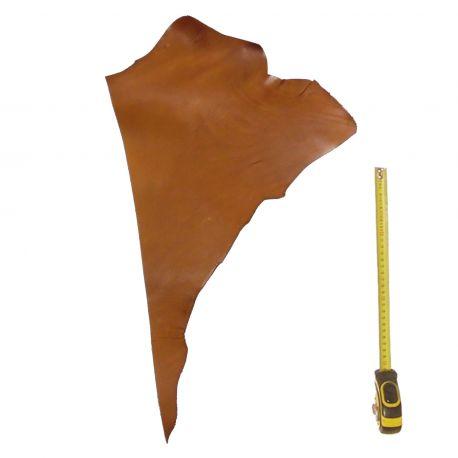 Peau de Veau Marron Gold ép. 2 mm