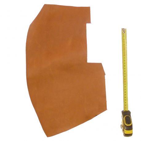 Peau de Veau Marron Gold ép. 1,6 mm