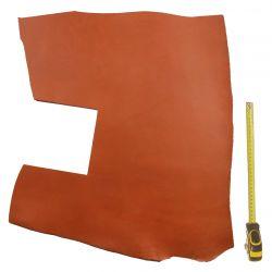 Collet Vachette ép. 3,6 mm tannage végétal Marron