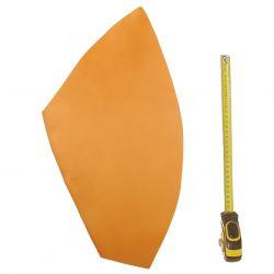 Peau Vachette tannage végétal ép. 1,6mm marron