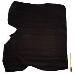 Croupon entier cuir Vachette Marron Taupe