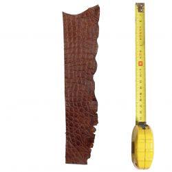 Peau de Crocodile Marron