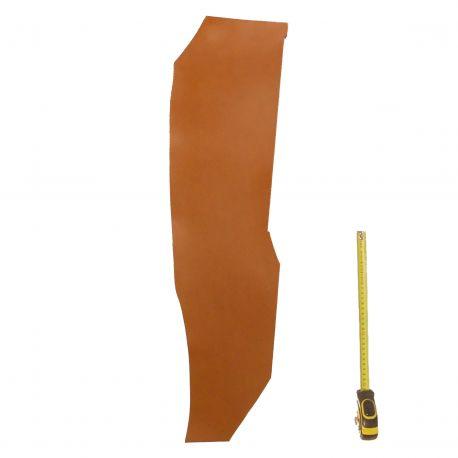 Peau Vachette tannage végétal ép. 3mm marron