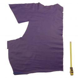 Peau de cuir Vachette Violette