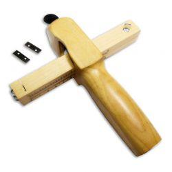 Coupe lanières Pro en bois