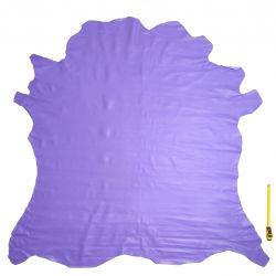 Peau entière de cuir Veau Violette