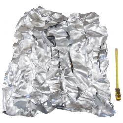 0,2 kg chutes d'Agneau argenté