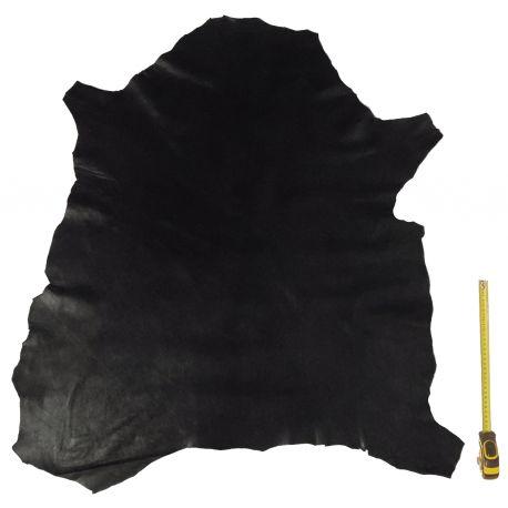 Peau entière d'Agneau Noire