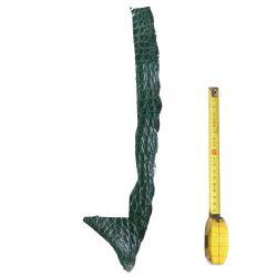 Peau de Crocodile Verte
