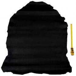 Peau entière Mouton Basane Noir